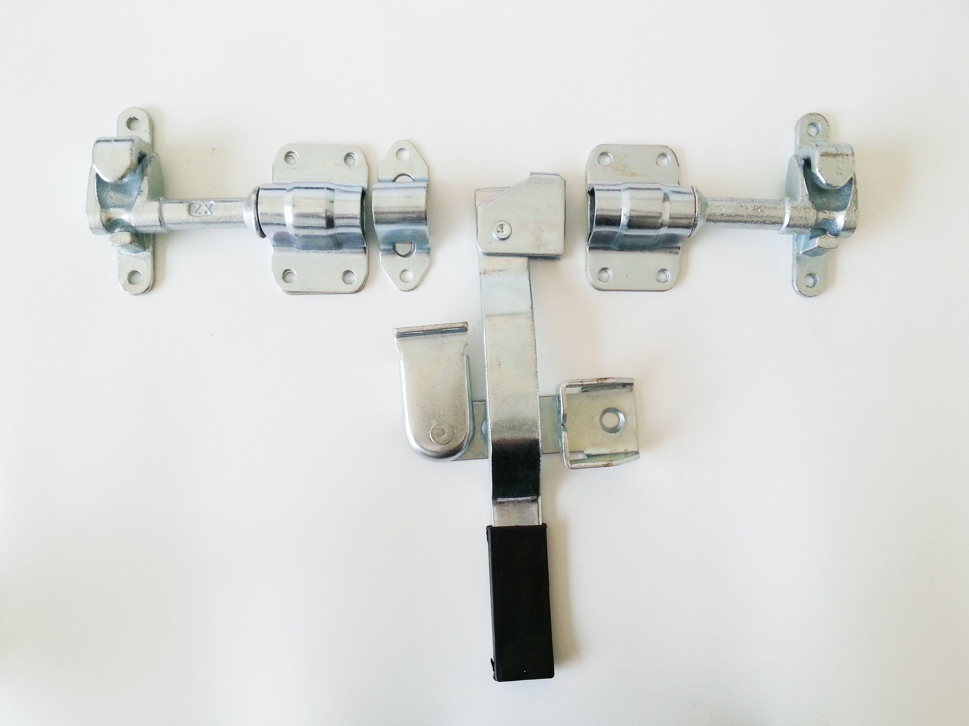 6分厢车锁具