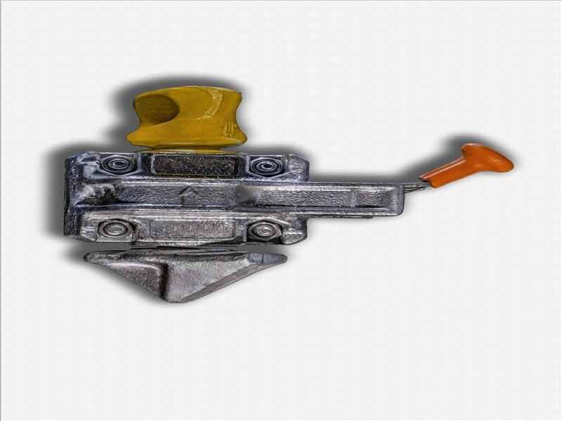 集装箱绑扎件半自动锁