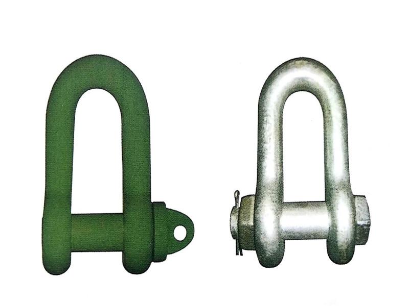 美式高强度直型(D)卸扣