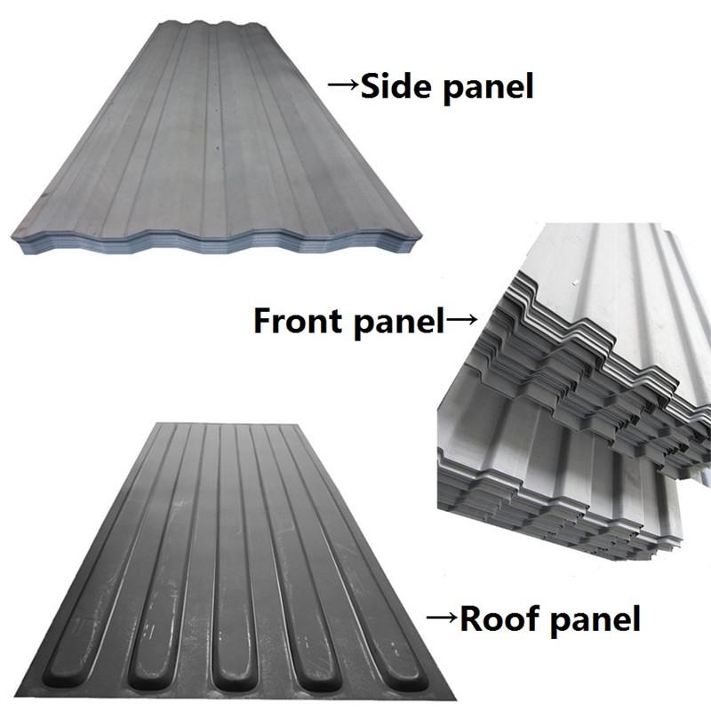 厂家直供各类型瓦楞板