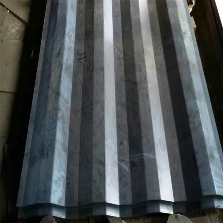 津滨华星 优质Q235瓦楞板 集装箱顶板 侧板