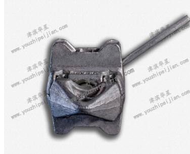 厂家直销 集装箱上下连接扭锁 中间锁 集装箱绑扎件