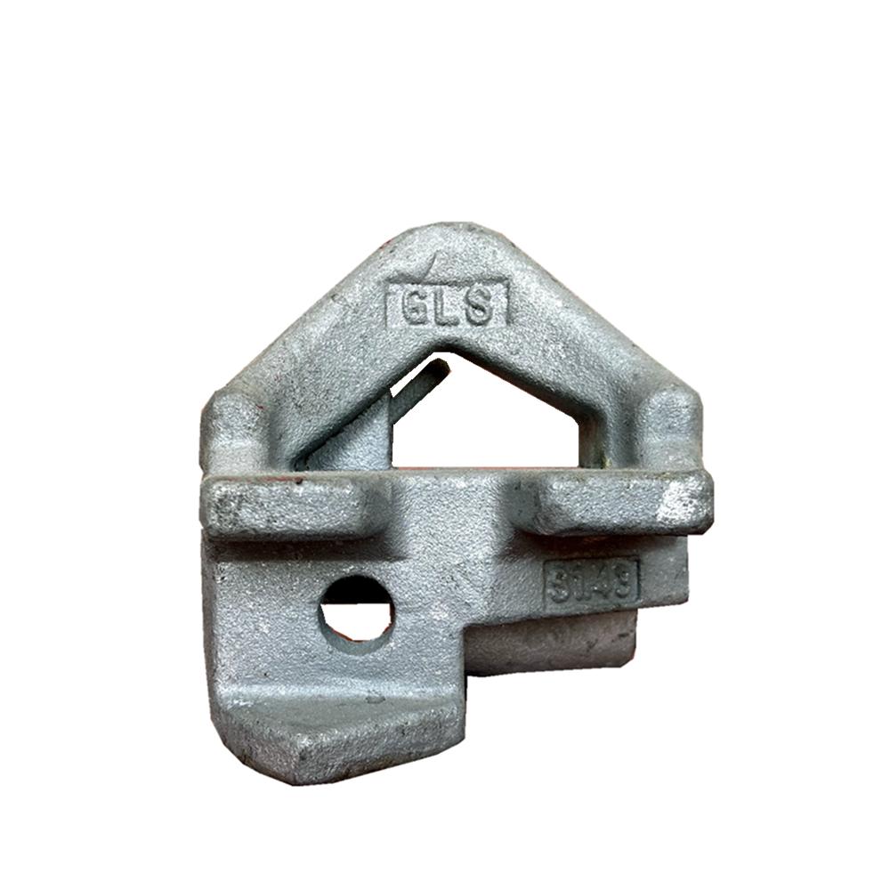 集装箱活动件-安全单锥 集装箱绑扎件 单锥